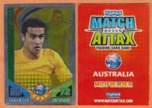 Australia Tim Cahill Everton 22 Star Player